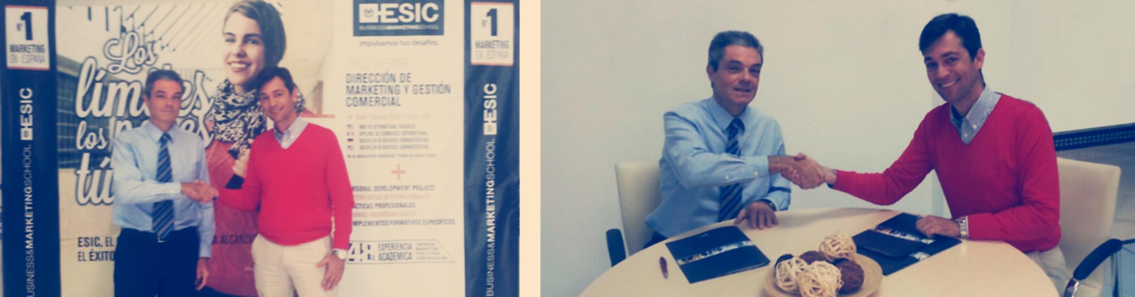 Mirando al futuro con la alianza de colaboración con ESIC
