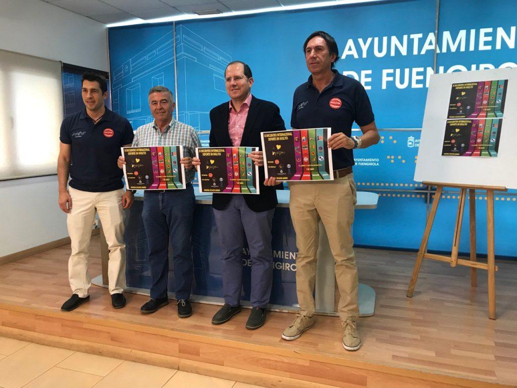 presentacion Deporte sin Insultos 2019
