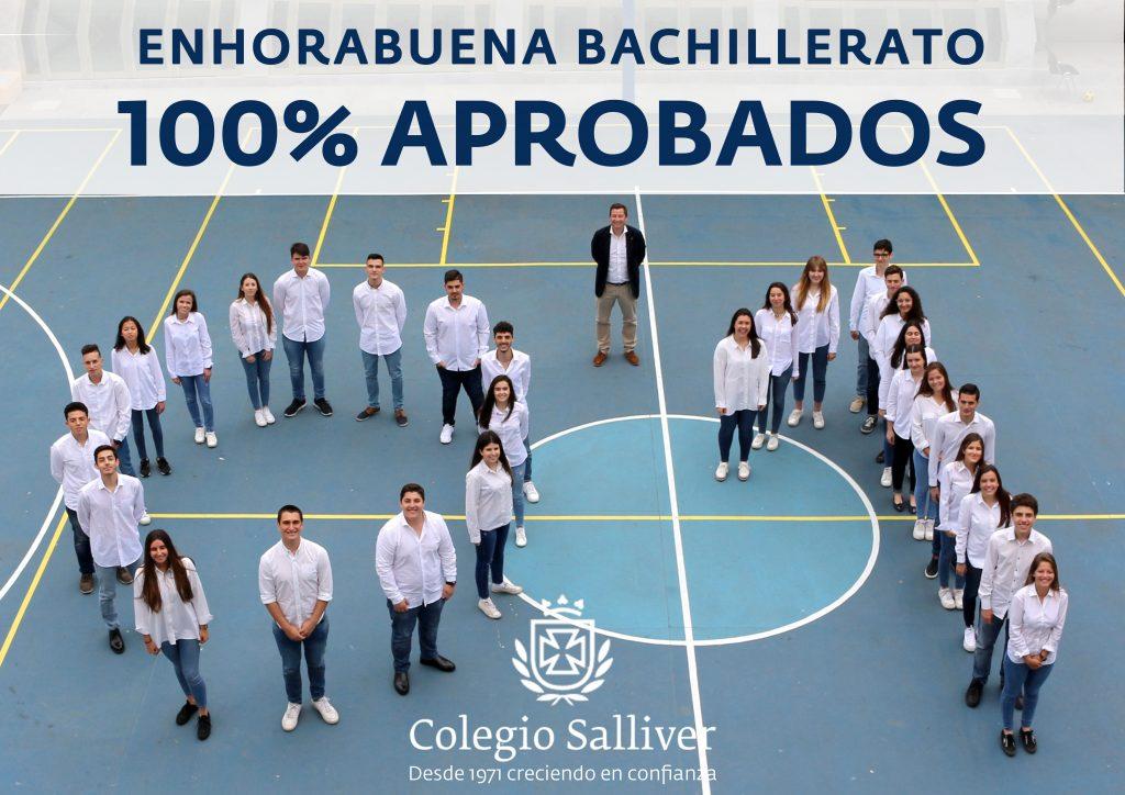 100-aprobados-bachillerato-2019