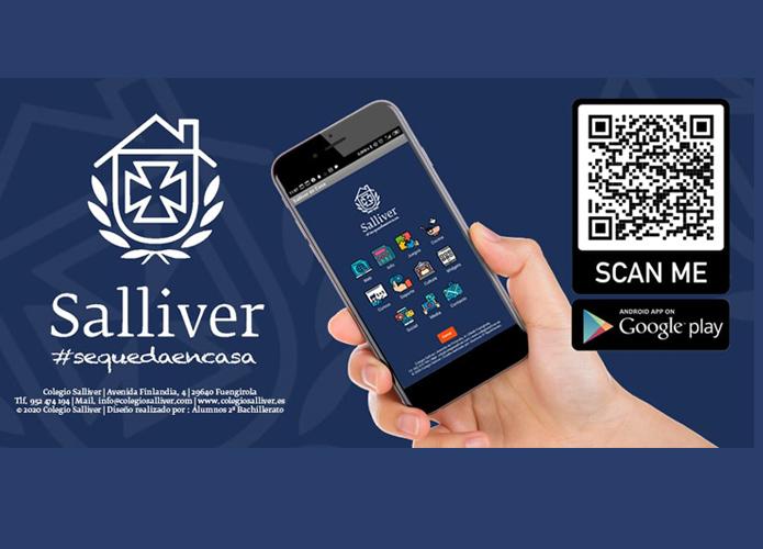 app-salliver-en-casa