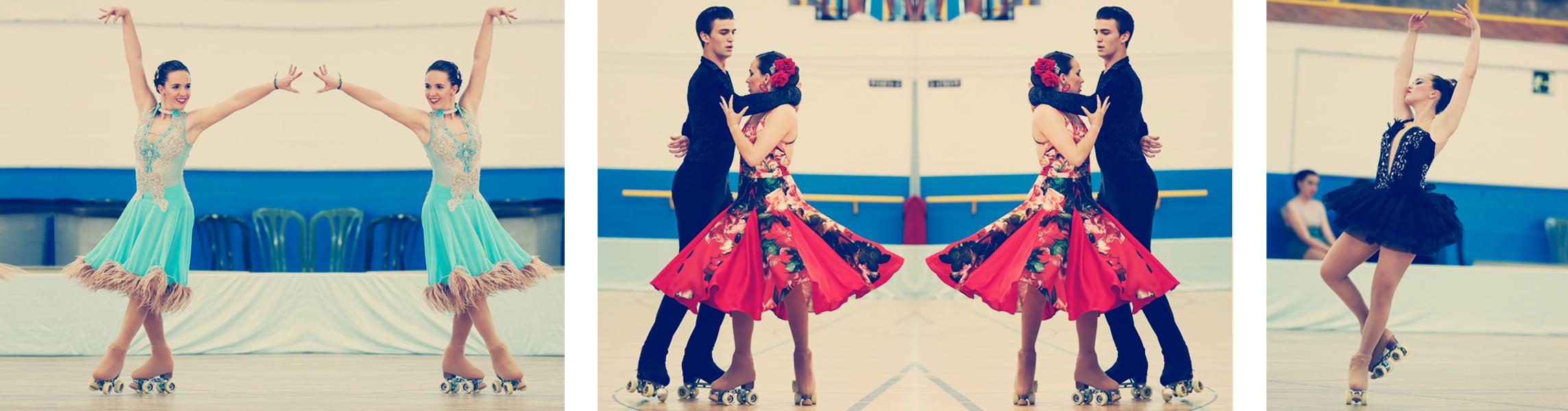 Patricia Ortega, éxito en el patinaje